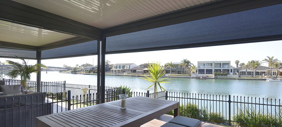 Zipscreen Awnings Watson Blinds Amp Awnings