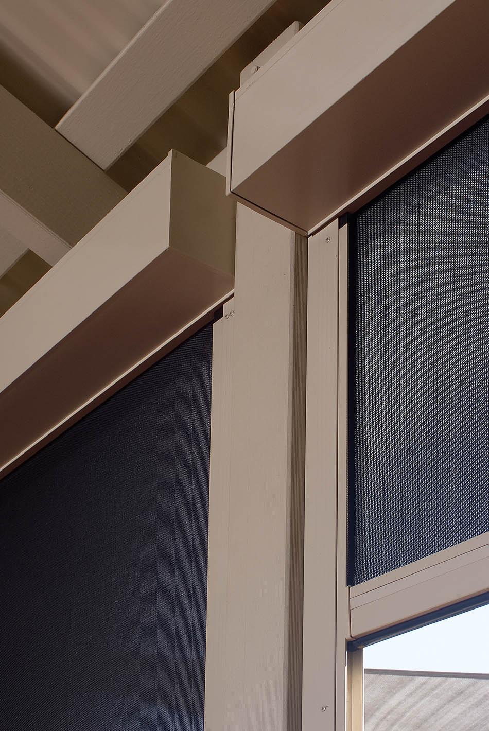 Zipscreen Awnings Watson Blinds Amp Awnings