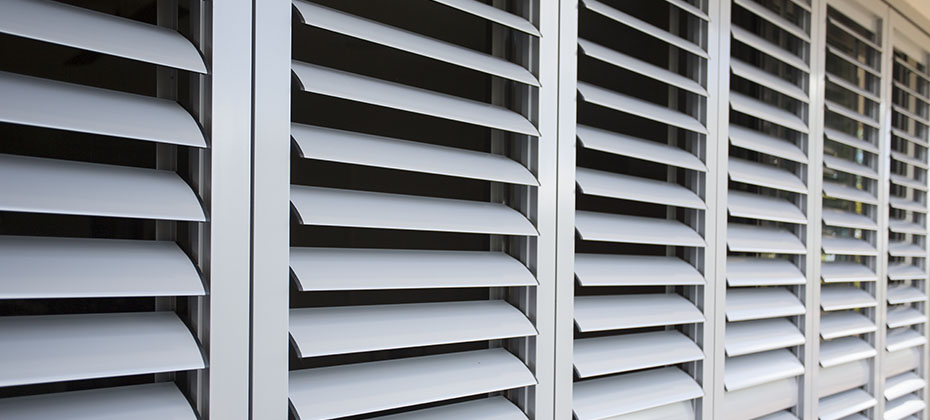 External Louvres Watson Blinds Amp Awnings