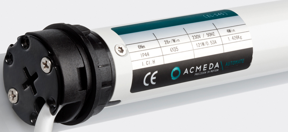 Acmeda Automate Tubular Motor