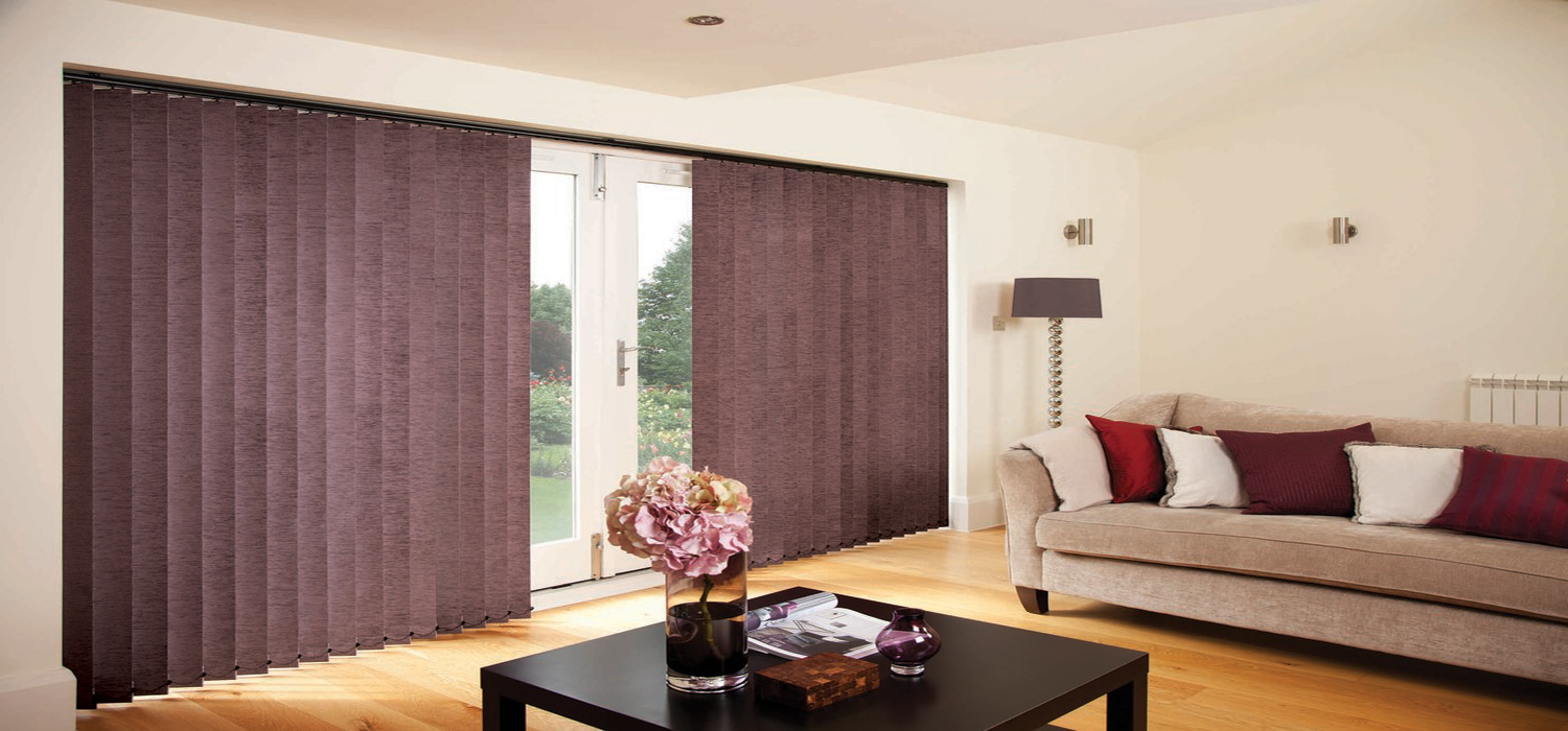 Slider Vertical Blinds