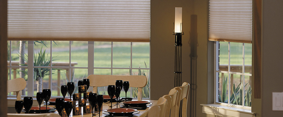 Window Honeycomb Blinds