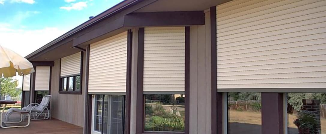 Roller Shutters Canberra | Watson Blinds & Awnings