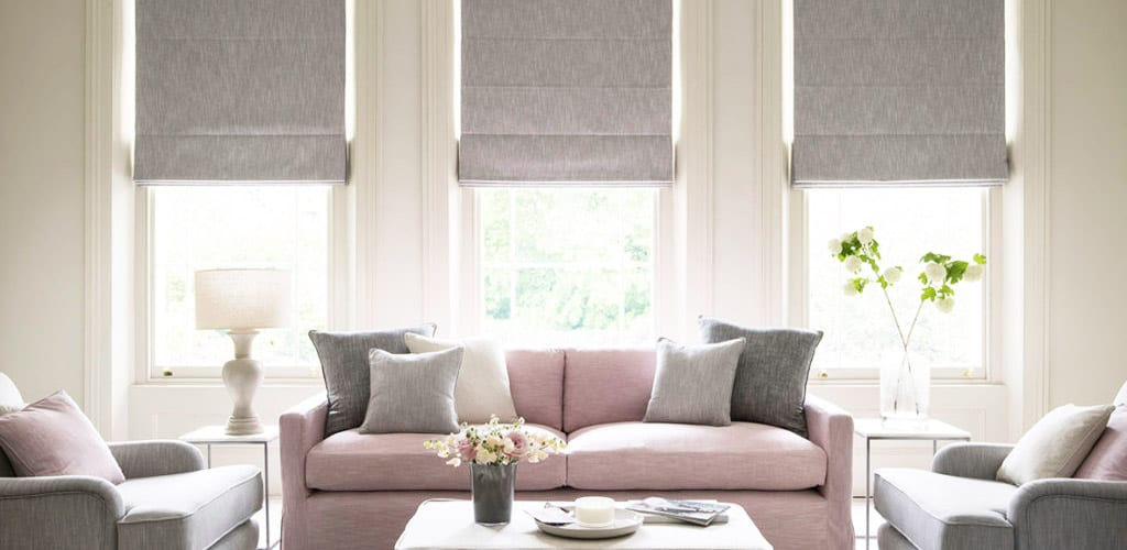 Roman Blinds from Watson Blinds & Awnings