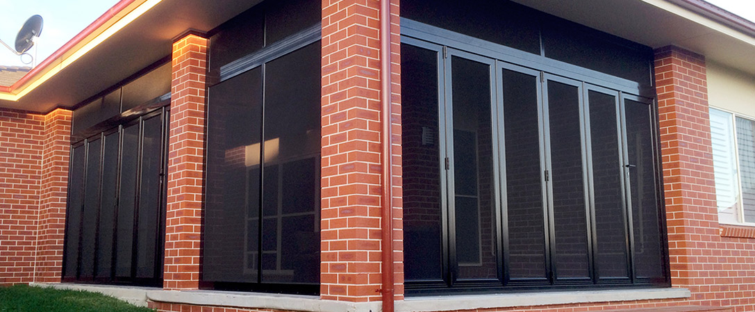 Crimsafe Security Screen Doors Canberra | Window Fly Screens