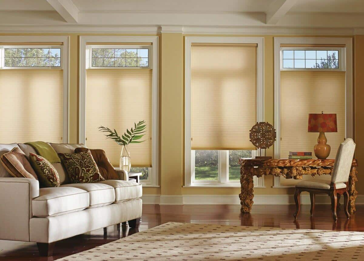 your hunter douglas shade options