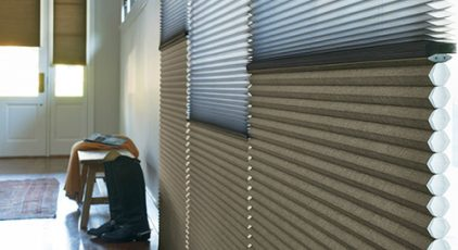 Duette Architella Northwood Honeycomb Shades