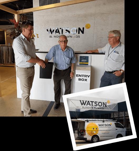 About - Watson Blinds & Awnings