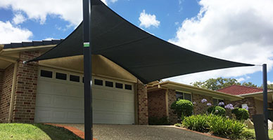 Shade Sails Canberra   Watson Blinds & Awnings